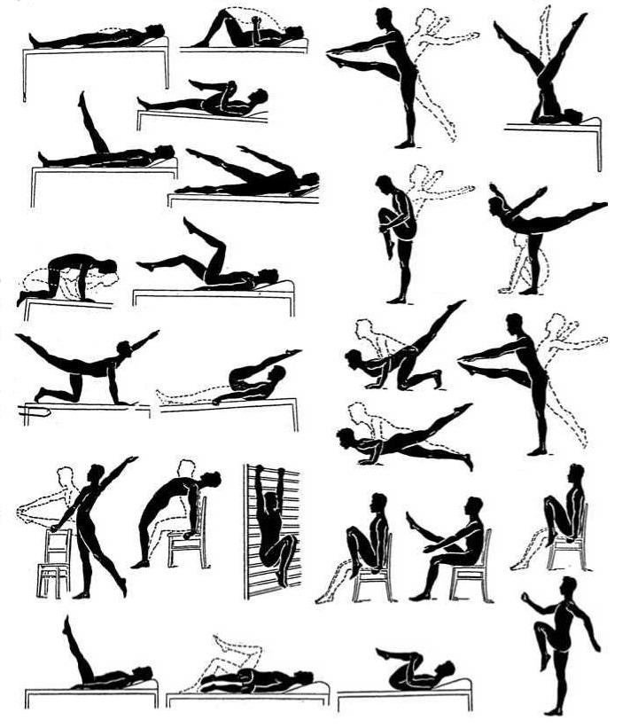 Физические упражнения для профилактики простатита