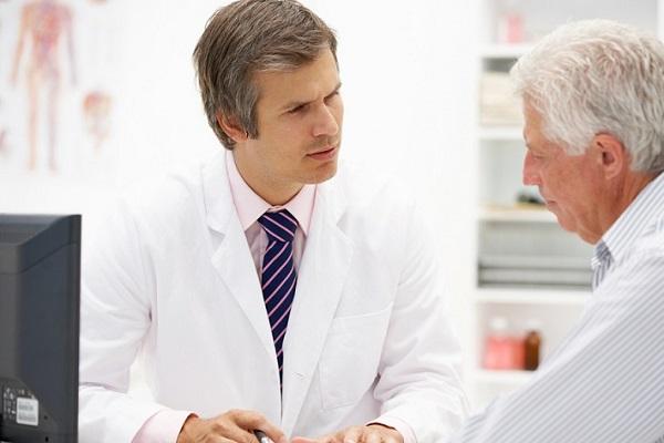 особенности острого простатита