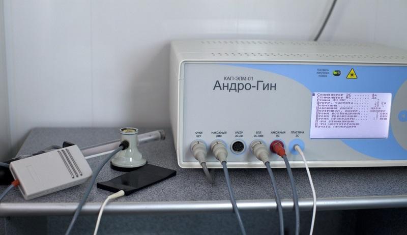 приборы для профилактики простатита