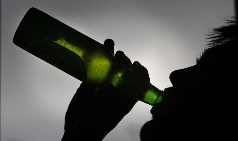 алкоголь при простатите