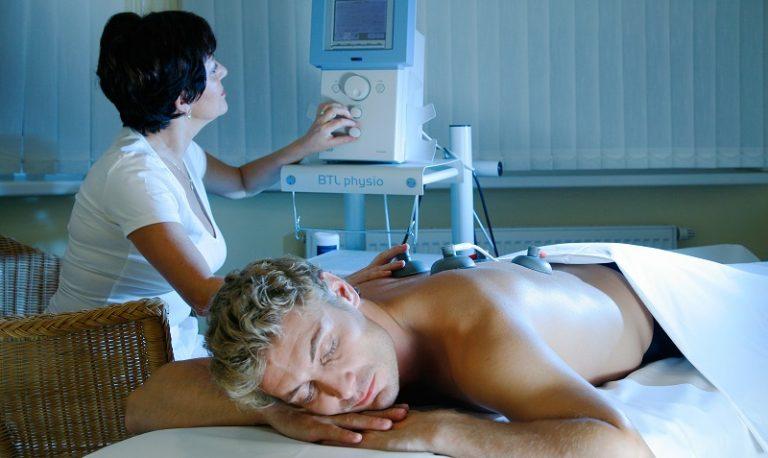 Физиопроцедуры при воспалении