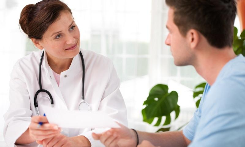 схема лечения хронического простатита