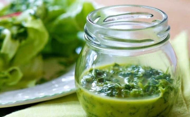 рецепт из семян петрушки