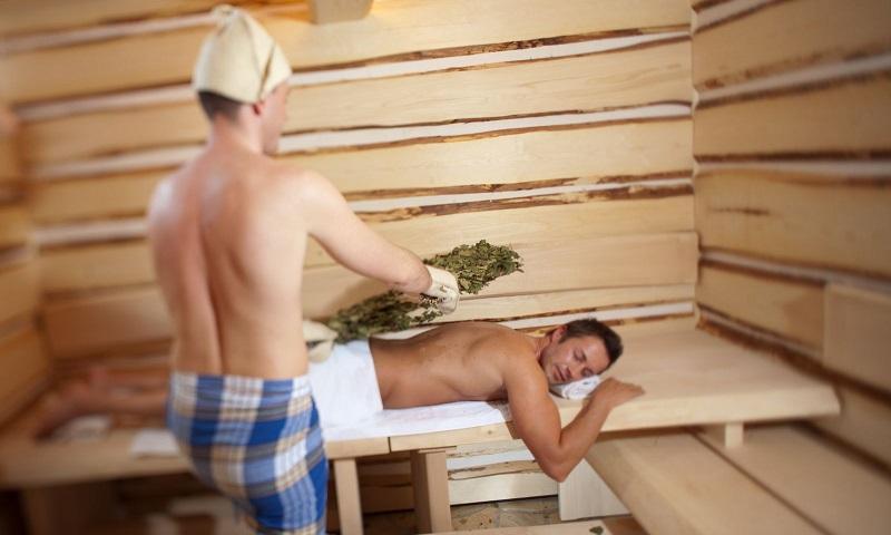 Мужчины не знают, можно ли париться в бане при простатите, но тем не менее, парятся!