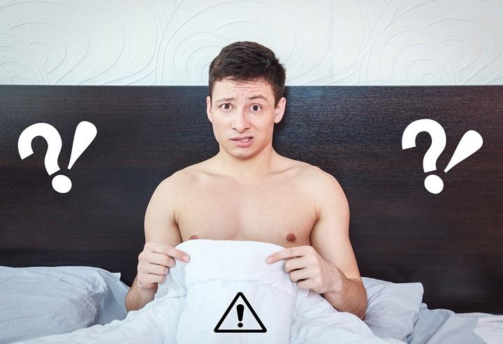 Ухудшается ли потенция при ежедневный секс