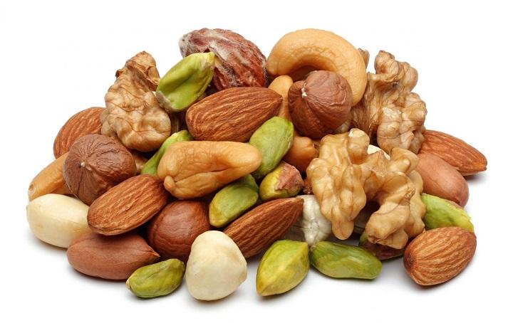 орехи для потенции смесь
