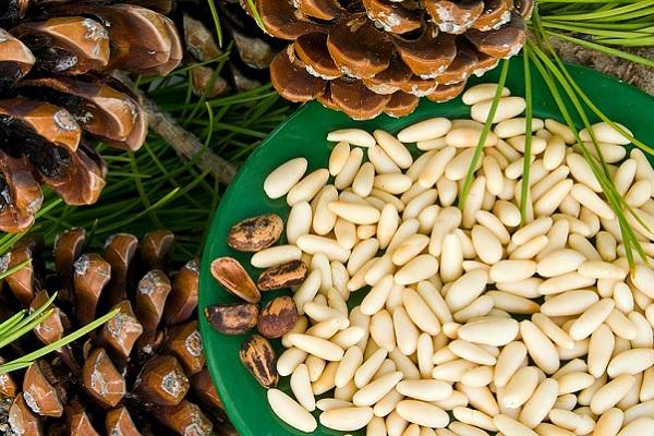 кедровые орехи для потенции