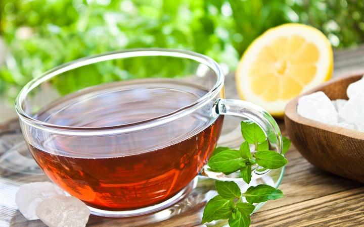черный чай для потенции