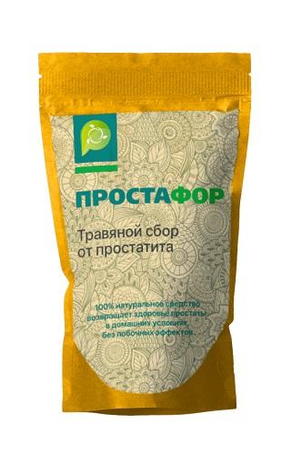 Простафор - травяной сбор от простатита