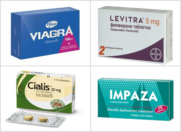 Лекарства для потенции - как необходим прием препаратов?