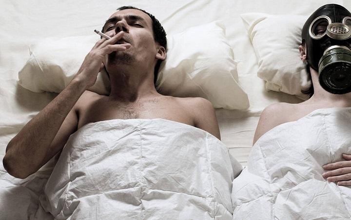 Влияет ли курение на потенцию?