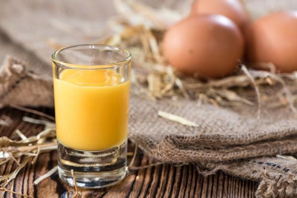 коктейль их яиц для потенции