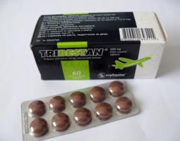 Применение Трибестана для повышения потенции
